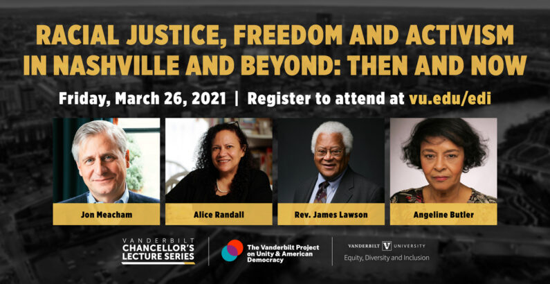 Rev. James Lawson joins fellow scholars, historians and activists for Vanderbilt symposium on racial equity