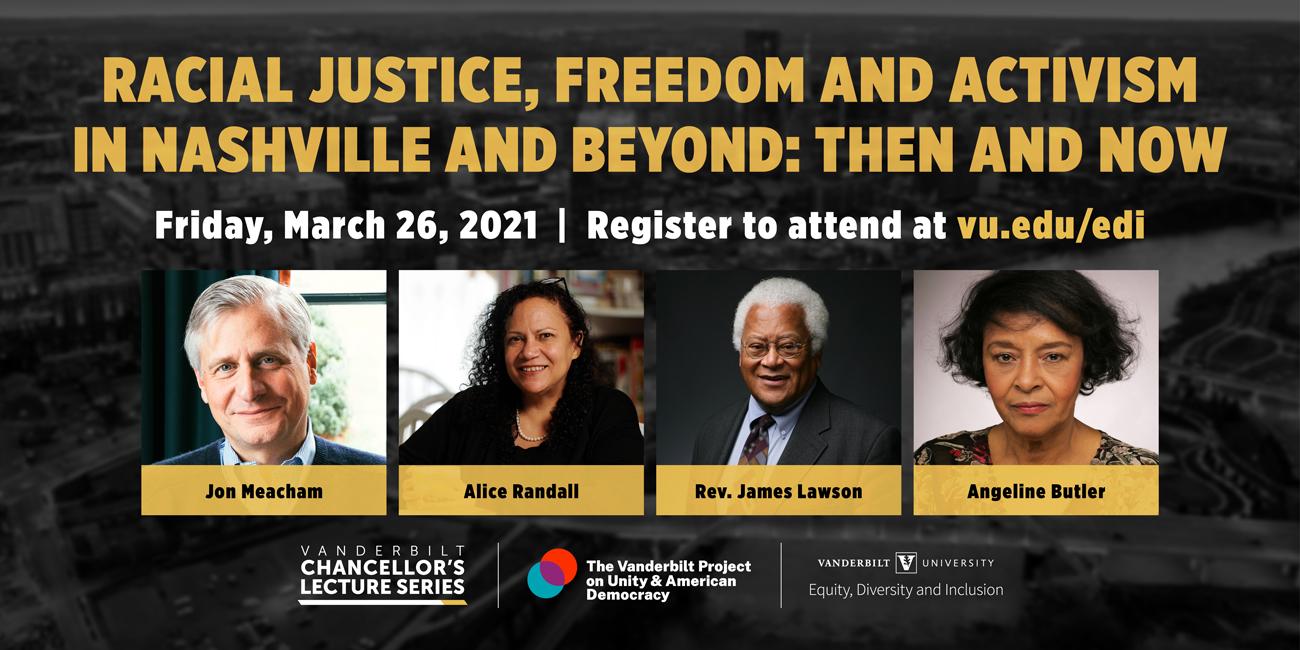 Rev. James Lawson joins fellow scholars, historians and activists for Vanderbilt symposium on racial equity