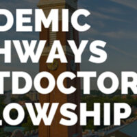 Academic Pathways Postdoctoral Fellowship