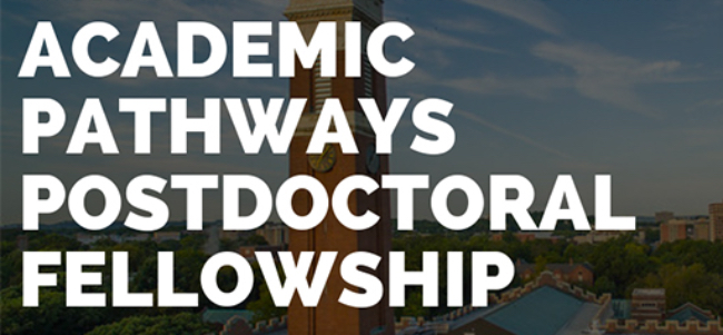 Academic Pathways bridges postdoctoral training to professional success; two fellows join for 2020-21