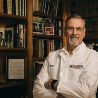 Barney Graham, 2021 Vanderbilt Distinguished Alumnus