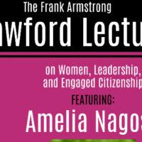 Annual Crawford Lecture: Amelia Nagoski