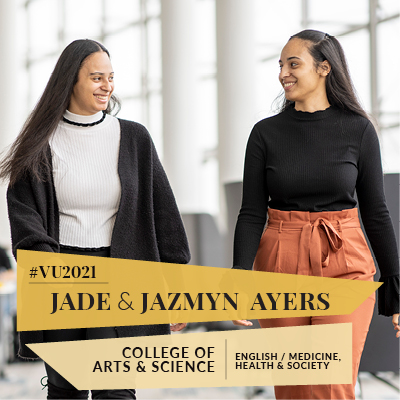 Class of 2021: Twins combine passions for literature, science in emerging area of narrative medicine