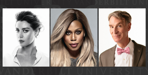Award-winning actors Aubrey Plaza and Laverne Cox and Bill Nye, 'The Science Guy,' to headline 2021 Impact Symposium