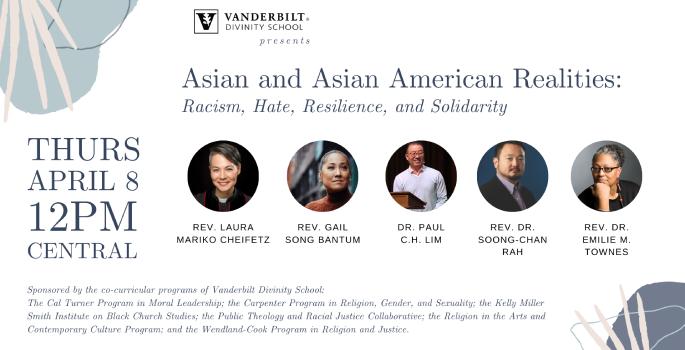Divinity School to host conversation on realities of Asian diaspora