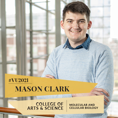 Class of 2021: Undergraduate research inspires future physician-scientist to bridge the bedside and the bench