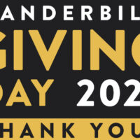 Vanderbilt Giving Day 2021 Thank You!