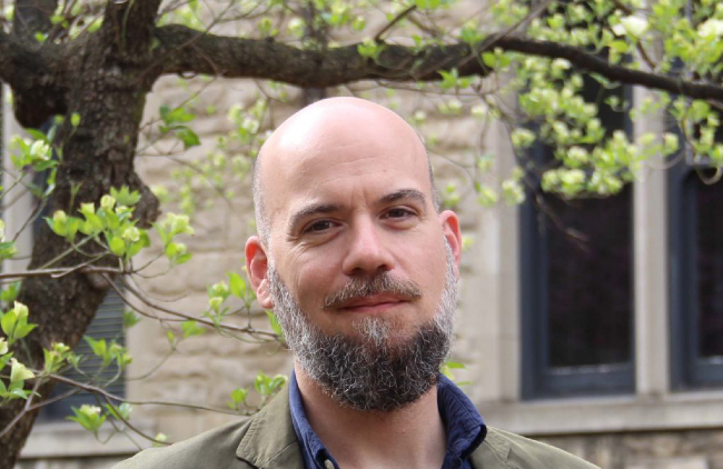 MHS writer-in-residence Odie Lindsey recognized for latest novel
