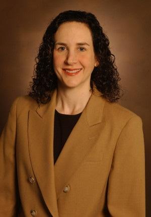 photo of Dr. Melissa Kaufman in studio