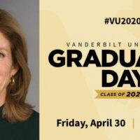 Vanderbilt University Graduates Day Caroline Kennedy