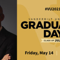 Vanderbilt University Graduates Day Anthony Fauci