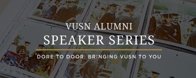 VUSN Alumni Speaker Series