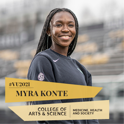 Class of 2021: Soccer star builds future on the field and in medicine