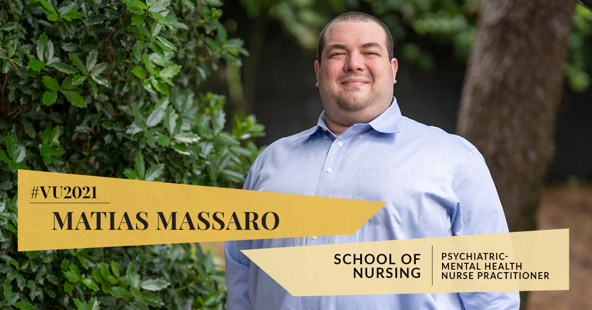 Class of 2021: Nursing grad provides mental health care during pandemic