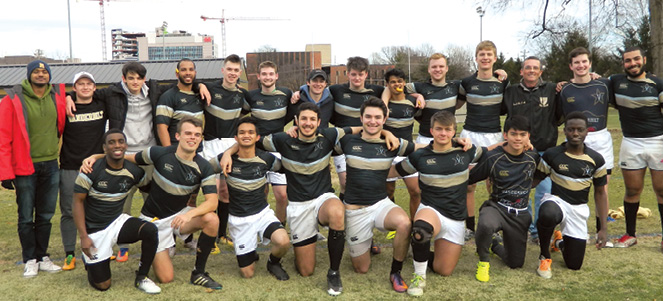 Scrum Masters: Vanderbilt's Rugby Football Club marks 50 years of competition and camaraderie