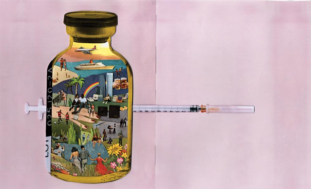 Shot in the Arm: Groundbreaking COVID-19 vaccine research by alumnus Dr. Barney Graham began at Vanderbilt decades ago