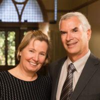 Marieke and Jeff Rothschild