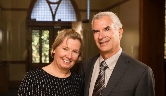 Vanderbilt names newest residential college in honor of Marieke and Jeff Rothschild