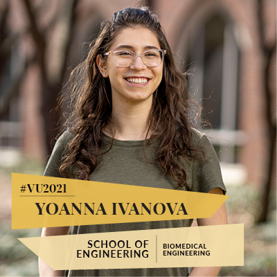 Class of 2021: Family bonds inspire biomedical engineering major to fight breast cancer through cellular research