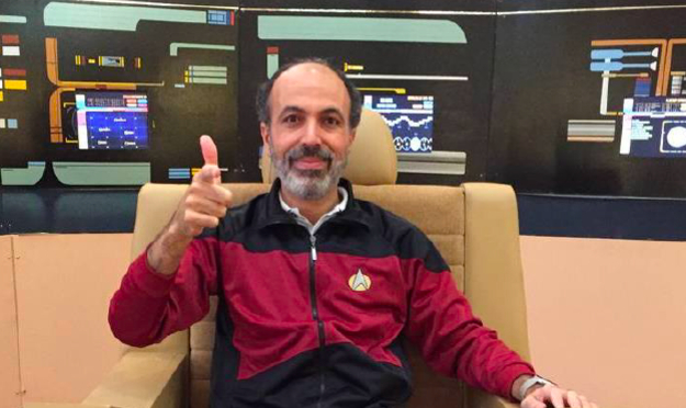 Duke professor and author to discuss 'What Star Trek Can Teach Us About Evolution' May 19
