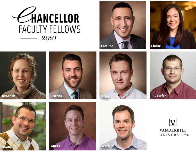 Chancellor Faculty Fellows 2021