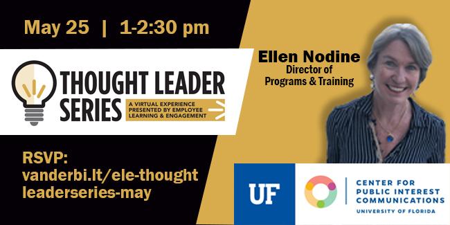 ELE Thought Leaders Series: Ellen Nodine
