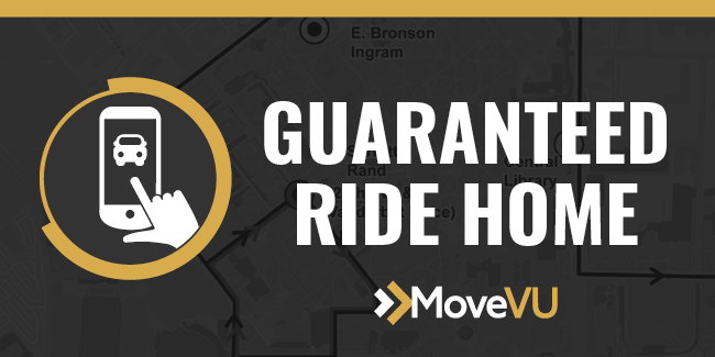 New MoveVU program provides backup 'Guaranteed Ride Home' for enrolled commuters
