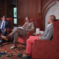 Dennis Dickerson, Andre Churchwell and Brandon Byrd discuss Juneteenth
