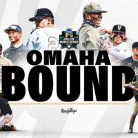 Omaha Bound - Vanderbilt Baseball plays in 2021 College World Series