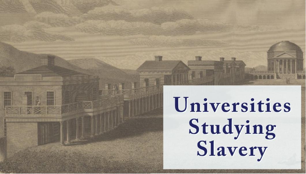 Vanderbilt joins peer group studying legacies of slavery and racial injustice