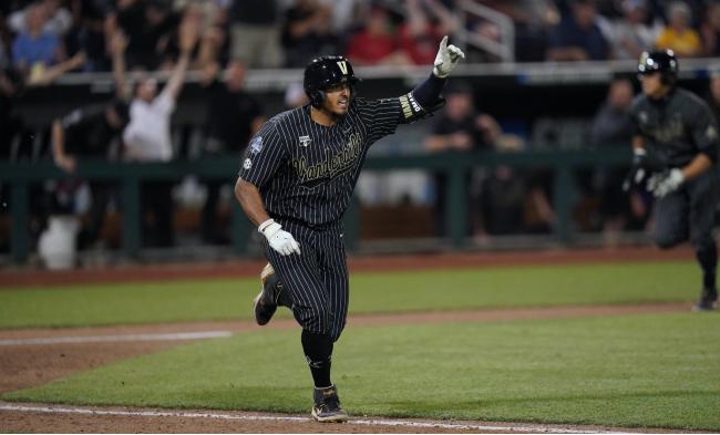 VandyBoys win College World Series opener; next game is today