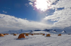 Ice Age: Vanderbilt expedition to Antarctica studies ice and how it has changed over millions of years