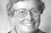 "Elizabeth Lee ""Betty"" Klepper, BA'58, First in Soil Science"