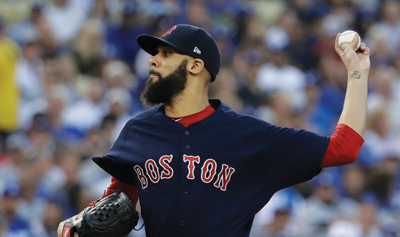 David Price (AP Photo/David J. Phillip)