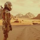 Film still from The Martian