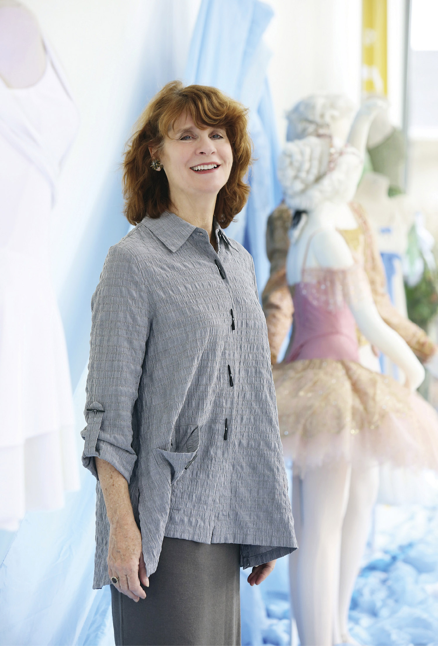 As CEO and founding artistic director of Ballet Memphis, Dorothy Gunther Pugh has built a premier arts company in her hometown. (KAREN PULFER FOCHT)