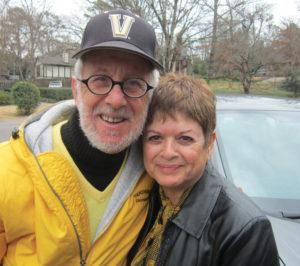 Paul and Carol Kurtz (CARYL PRIVETT, BA'70)