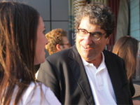 Chancellor Nicholas S. Zeppos spent two days in New York in July, meeting alumni,  parents, incoming students and donors at two different events.