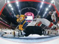 Fire on Ice: Vanderbilt photographer captures Nashville Predators' playoff run
