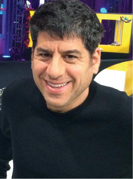 Chad Gervich, BA'96
