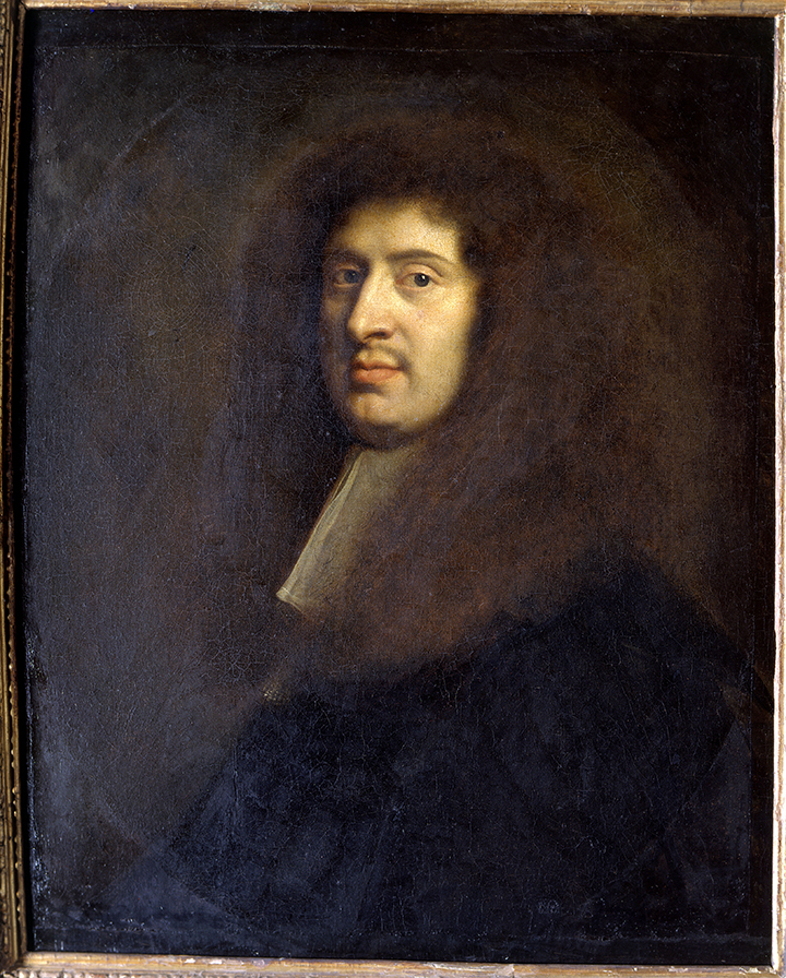 Portrait of Gabriel Nicolas de La Reynie by Nicolas Mignard (Private collection, photo by Christophel Fine Art/UIG via Getty Images)