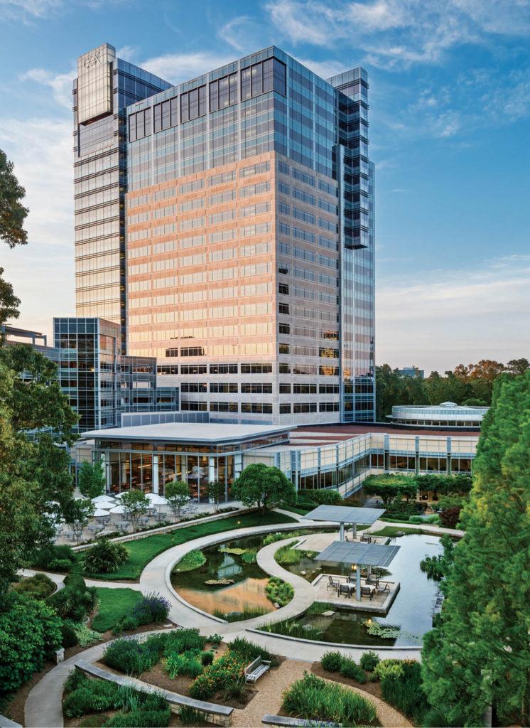 Headquarters of Cox Enterprises in Atlanta (BRIAN C. ROBBINS)