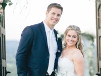 Celebrity Wedding: Andrew East and Shawn Johnson Tie the Knot