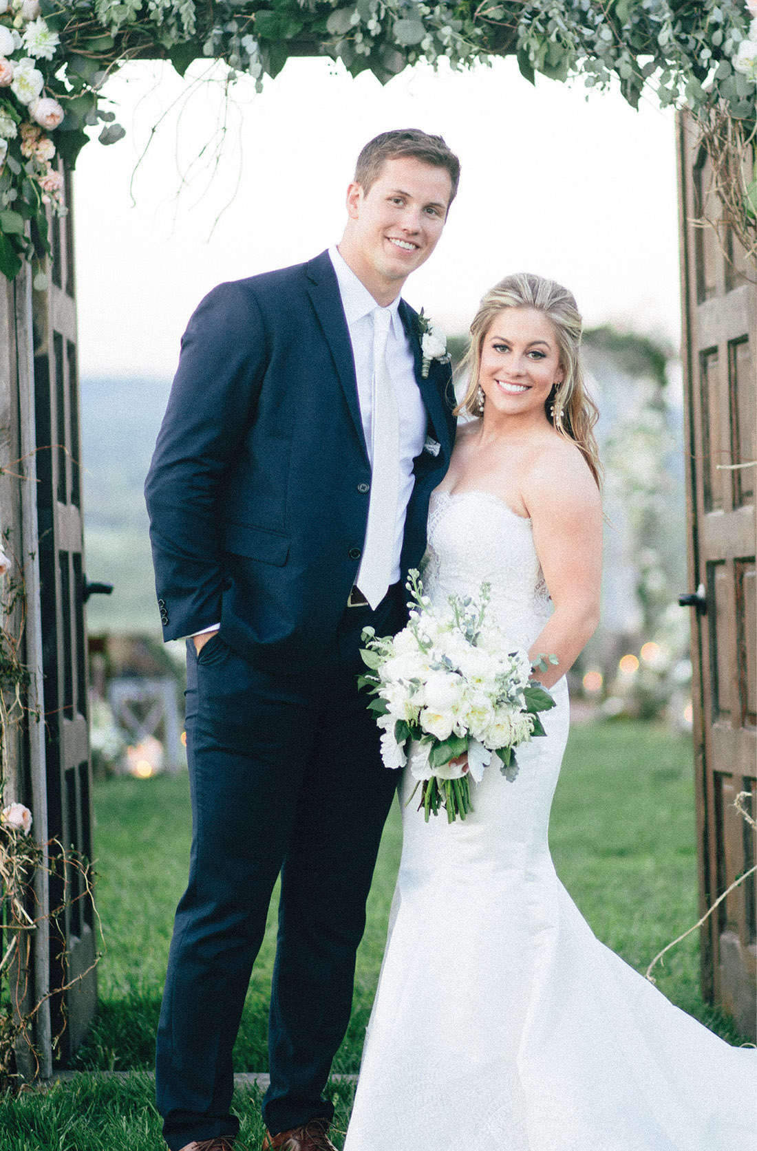 Shawn Johnson Wedding.Celebrity Wedding Andrew East And Shawn Johnson Tie The Knot