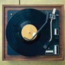Photo of record player