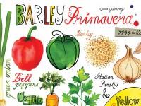 Eat like a Student: Barley Primavera Recipe