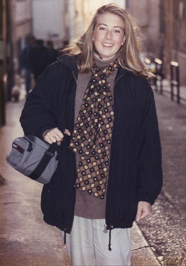 photo of Sara Nance