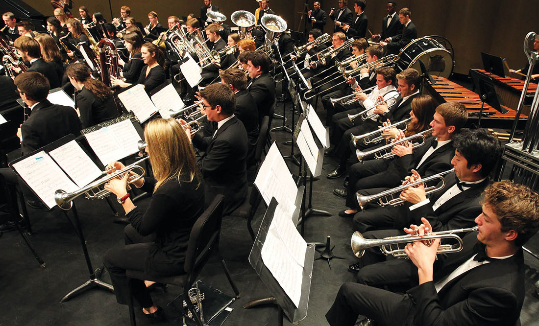 photo of Vanderbilt Wind Symphony