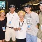 Photo of Lee Ann Hawkins with family