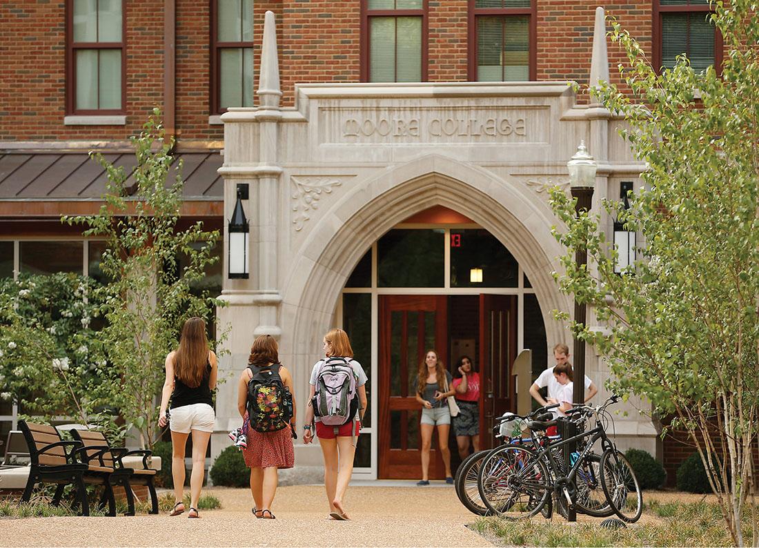 Warren and Moore colleges